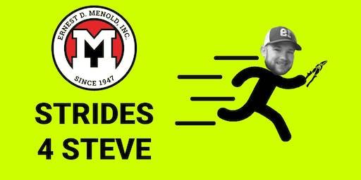 Strides 4 Steve - Philly Half Marathon