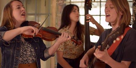 Contemporary Folk Music: Lula Wiles tickets