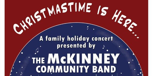 CHRISTMASTIME IS HERE! - Free Family Christmas Concert