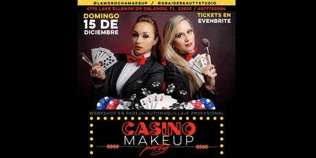 Makeup Casino Party tickets