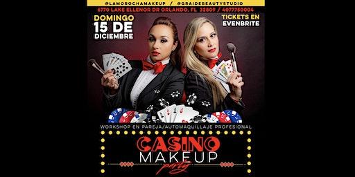 Makeup Casino Party