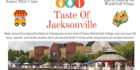 Taste of Jacksonville tickets