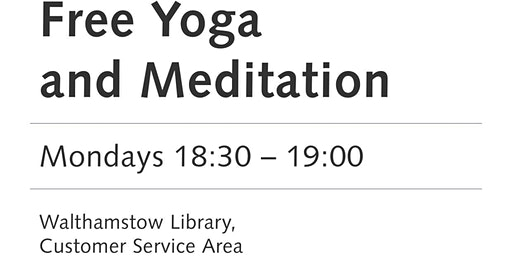 Free Yoga and Meditation