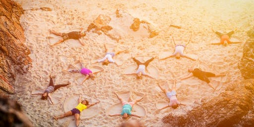 Gold Coast World Record Attempt - Sand Angels