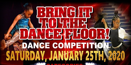 Bring It To The Dance Floor tickets