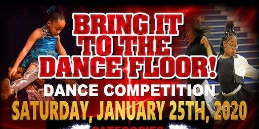 Bring It To The Dance Floor