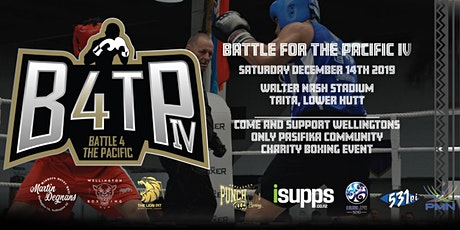 Battle 4 the Pacific IV tickets