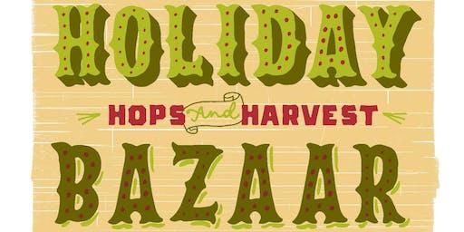 Holiday Hops & Harvest Bazaar- Tasting Tickets
