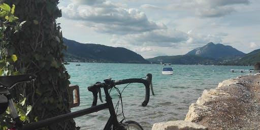 Cyclisme et network en provence
