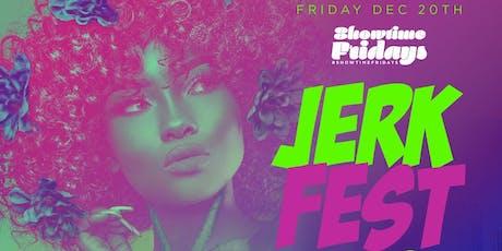 Jerk Fest NYC @ Hudson Terrace tickets