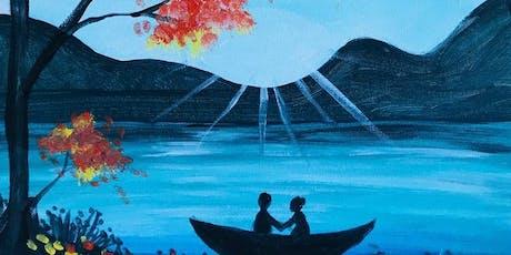 Paint Along in Bondi: Lovers Lake tickets
