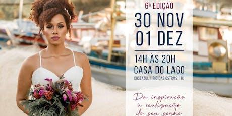 6º Salão Simplesmente Noivas - Casamentos & Festas ingressos