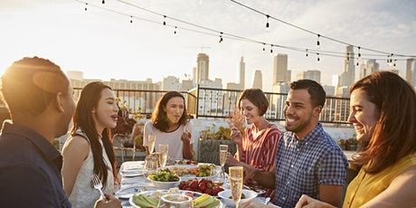 Find Your Perfect Roommate! | Speed Networking for Roommates | Boston tickets