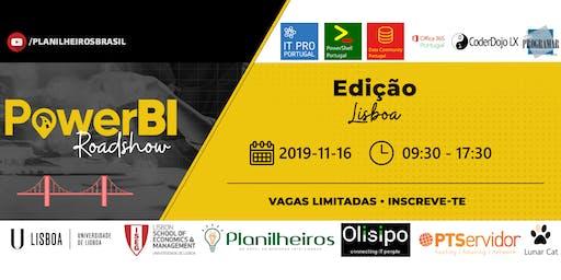 Power BI Roadshow Lisboa 2019