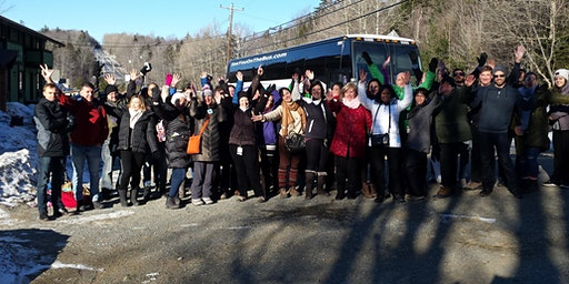 MLK Weekend Vermont Ski/Board/Learn Just Relax Trip: Non Skiers Welcome