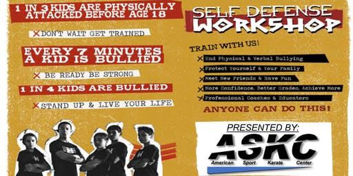ASKC Bully Defense Seminar