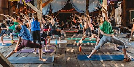 Yoga Farm Fest - Flex Yoga Studios  tickets