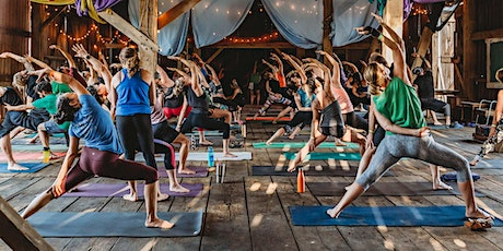 Yoga Farm Fest - Flex Yoga Studios  tickets