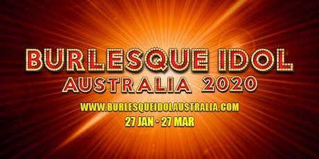 Blue Mountains ~ Burlesque Idol 2020 tickets
