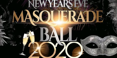 New Years Eve Masquerade tickets