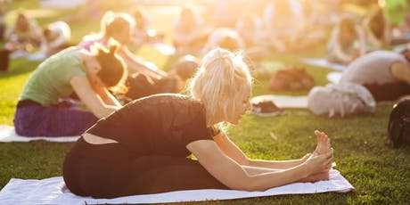 Free Yoga at Prince Alfred Park Pool tickets