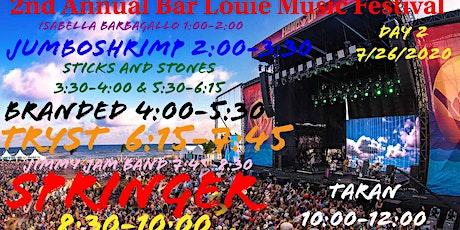 2nd Annual Bar Louie Music Festival: Day 2 tickets