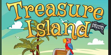 TREASURE ISLAND THUR  2ND JAN 2020 7.30pm tickets