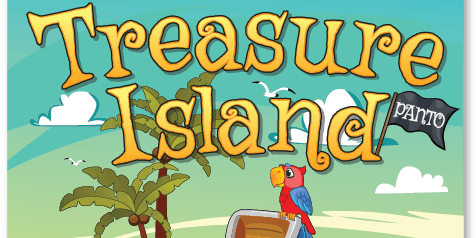 TREASURE ISLAND WED  1ST JAN 2020 2.00pm