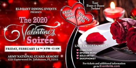 The 2020 Valentine's Soirée  tickets