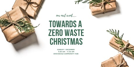 Towards a Zero Waste Christmas tickets