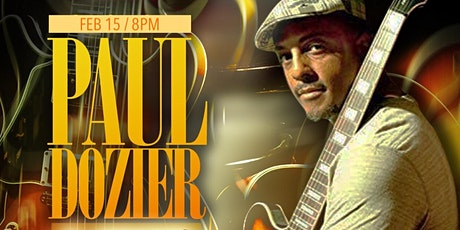 Paul Dozier Live! A Night of Jazzy Grooves tickets
