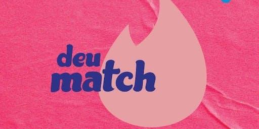 Deu Match - Relicário & Alcateia