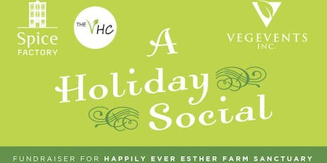 Vegevents Inc. Presents a Holiday Social tickets
