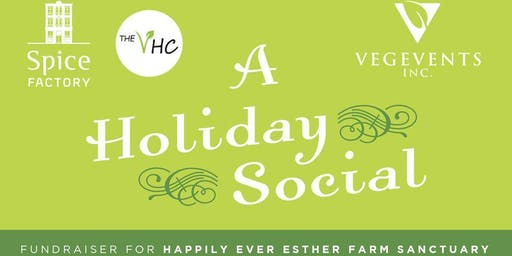 Vegevents Inc. Presents a Holiday Social