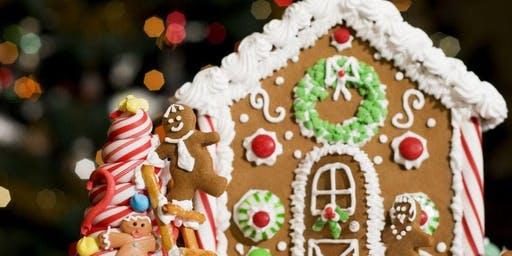Gingerbread House Decorating Jamboree