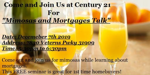 Mimosas and Mortgage Talk