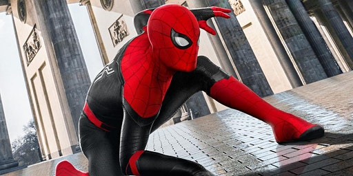 Spiderman: Far From Home Movie Screening @ Concord Library