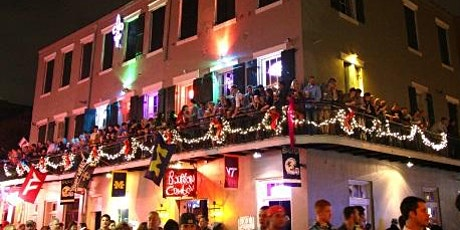 St Patricks Day Parade Viewing Balcony Party tickets