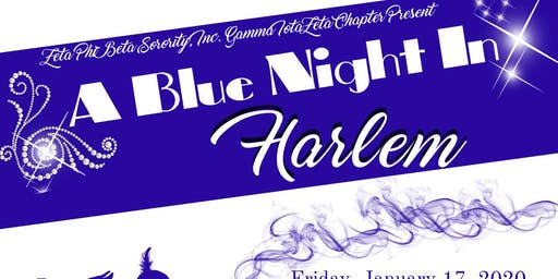 A Blue Night In Harlem