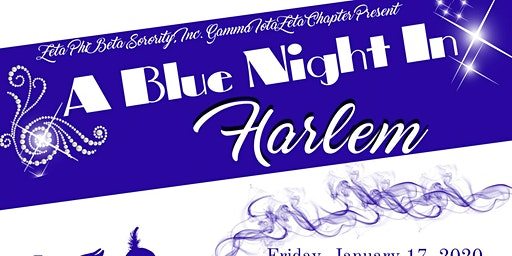 A Blue Night In Harlem