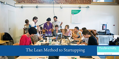MINDSHOP™| a Deep Dive on Lean Startup Tactics boletos