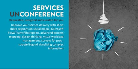 Services Unconference: Do you need a survey, best practices approaches tickets