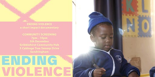 Ending Violence - Community Viewing
