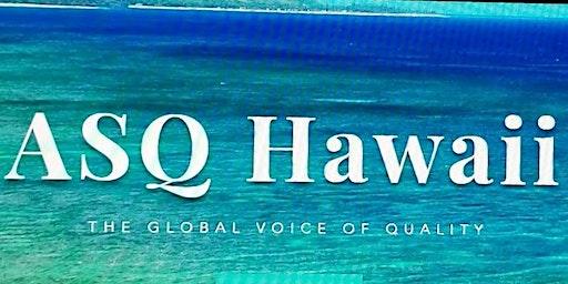 Baldrige in Hawaii