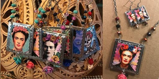Afternoon Jewelry Workshop w/Pamela Enriquez-Courts