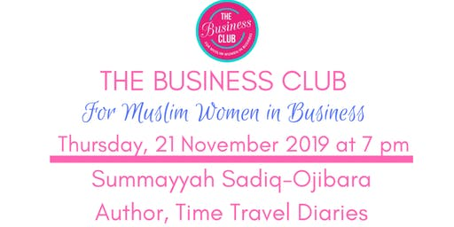 The Business Club for Muslim Women in Business