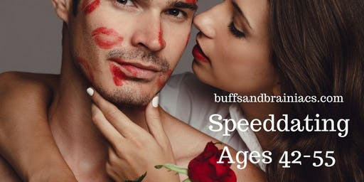Speed Dating Party Ages 42-55  Boston Singles SOLD OUT FOR WOMEN