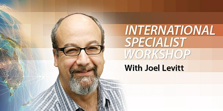VIC Joel Levitt - Global Expert Training. Maintenance Planning & Scheduling tickets
