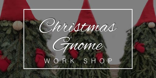 Evergreen Gnome  Workshop & Wine Tasting
