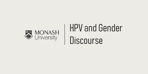 HPV and Gender Discourse Symposium